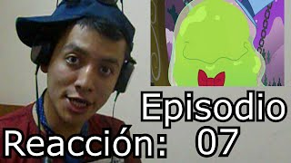 Reaccion MLP 5ta Temporada Episodio 7: Make New Friends But Keep Discord