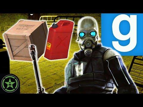Let's Play - Gmod: Prop Hunt & Obj Hunt