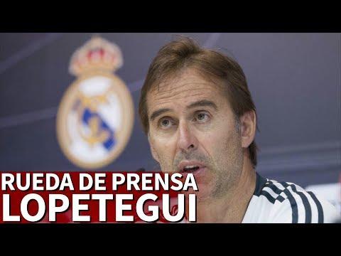 Real Madrid-Levante   Rueda de prensa de Lopetegui   Diario AS