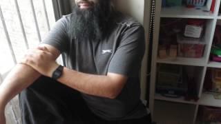 Le changement de vie du barbu: 30 jours de jeûne à l'eau