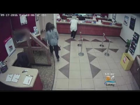 FBI Offers Reward For Help To Catch Armed Bank Robbers