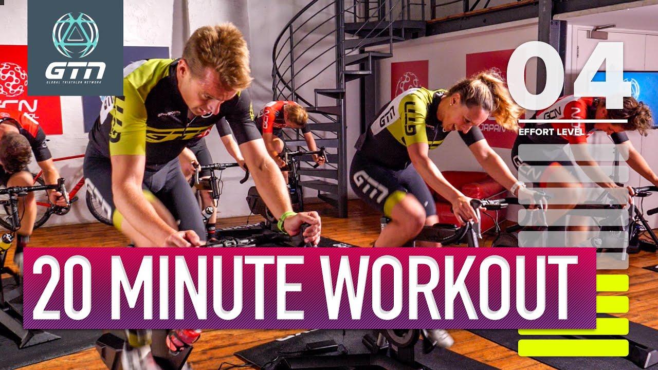 20 min fat burn spin
