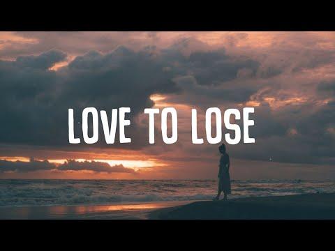 Sandro Cavazza, Georgia Ku - Love To Lose (Lyrics)