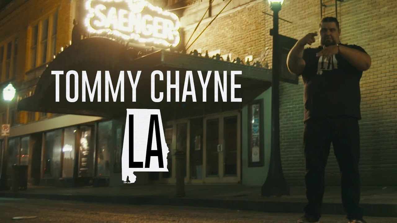 Tommy Chayne - L A  (Official Audio)