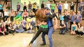 Видео: LOFToDANCE.pl - Bachata - DANIEL y DESIREE 2013