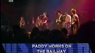 the pogues live 1985 poor paddy waxies dargle