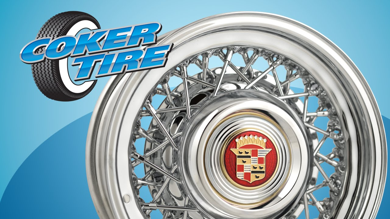 cadillac wire wheels [ 1280 x 720 Pixel ]