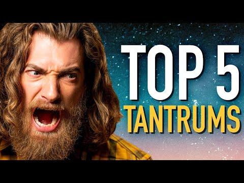Top 5 Biggest Tantrums of 2020