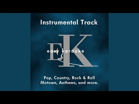 Because We Want To (Instrumental Track With Background Vocals) (Karaoke in the style of Billie)