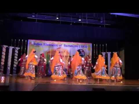 Holiya mein ude re gulal - India Day 2014...