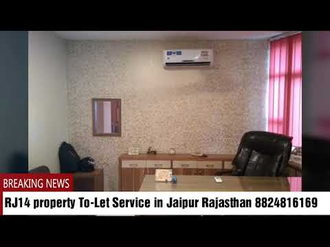 Fully furnished office for rent in Vaishali nagar Jaipur