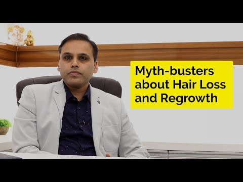Myth-Busters About Hair Loss and Regrowth | Skin Diaries