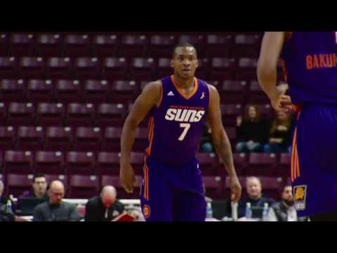 NBA D-League Gatorade Call Up: Elijah Millsap to the Phoenix Suns
