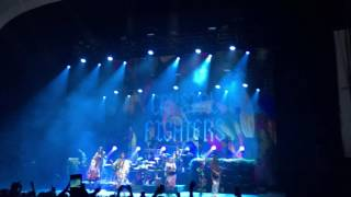 Crystal Fighters - All Night (London O2 Brixton Academy 11/11/16)