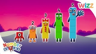 Numberblocks - Learn to Count | The Life of a Numberblock | Wizz | Cartoons for Kids