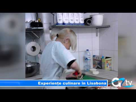 EXPERIENTE CULINARE IN LISABONA