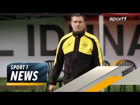 Wegen BVB-Chefscout: Zorc von Bayern irritiert | SPORT1 - Der Tag