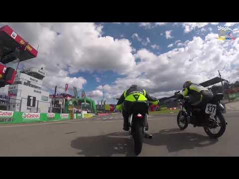 Carrera 115cc Elite En La Final Del GP Colombia 2018 A Bordo De Valentina Martínez