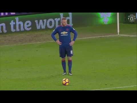 WAYNE ROONEY'S 250th GOAL FROM ALL ANGLES