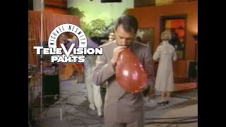 Michael Nesmith shares the dangers of getting hooked on helium in h...