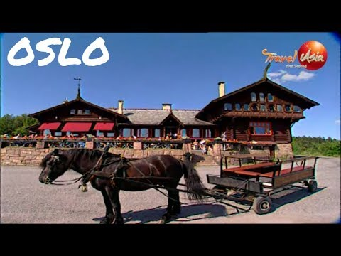 Oslo - The attractive main city of Norway