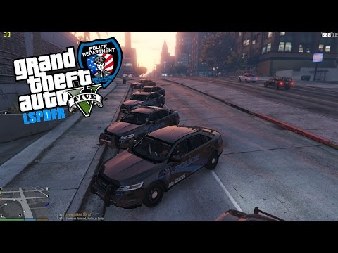 Gta 5- LSPDFR -Just Shoot The Tires