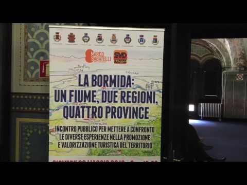 """Il sindaco di Calizzano: """"La nostra economia? Ricettività, legno e acqua"""""""