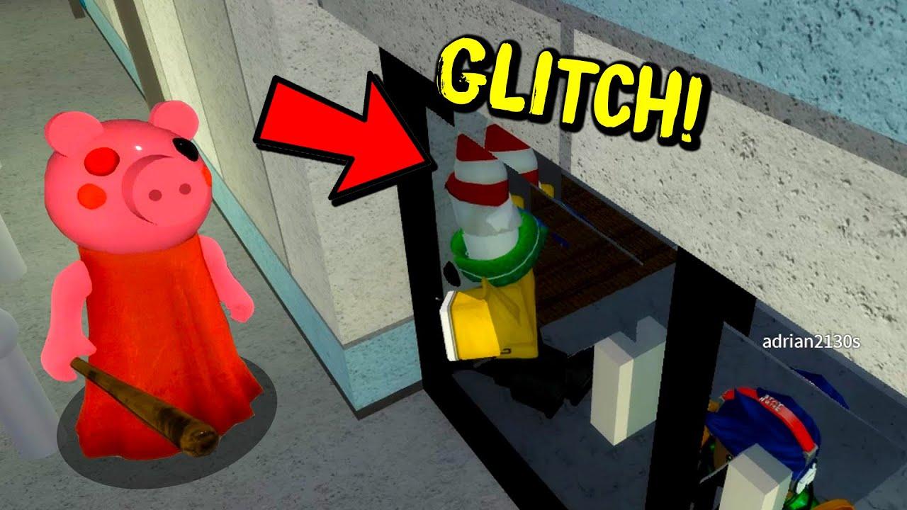 Glitches In Roblox Piggy Roblox Piggy Glitch Chapter 10 Youtube