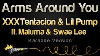 Xxxtentacion & Lil Pump Ft. Maluma & Swae Lee - Arms Around You  Version