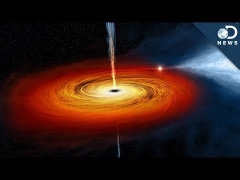 What Happens Inside A Black Hole? - YouTube