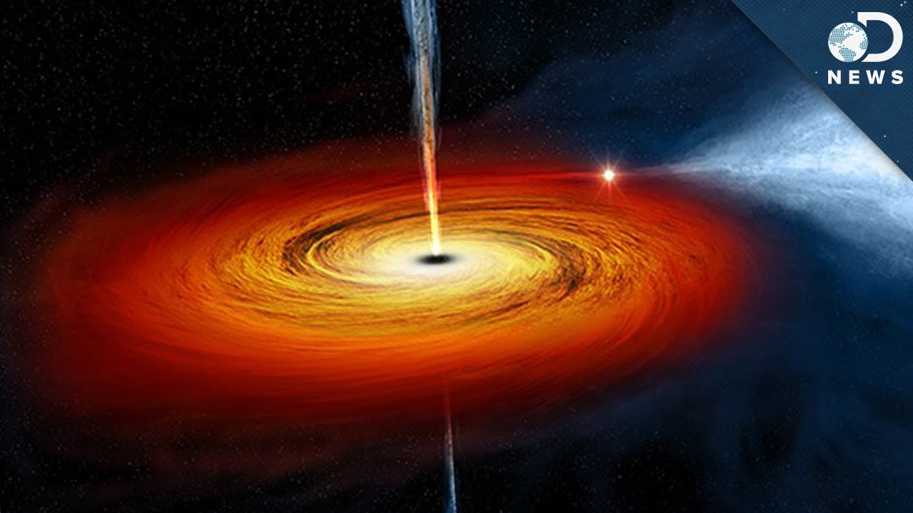 What is a black hole 32