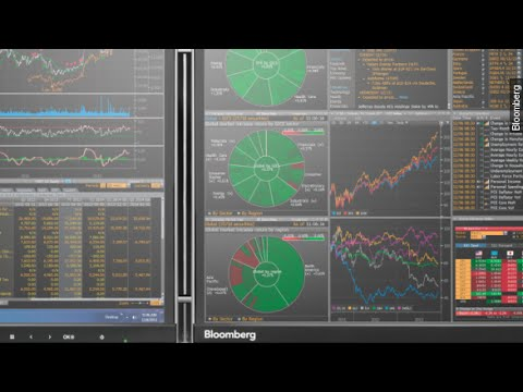 Bloomberg Terminals Go Down, Chaos Ensues