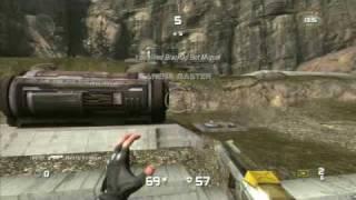 CellFactor: Psychokinetic Wars Multiplayer Gameplay