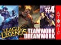 Team Supplies CC, Brand Supplies Damage! | League of Legends Epic Moments | #4
