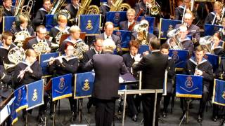 10th Anniversary Concert - 9 - Regina - The Royal Swedish Navy Cadet Band + RSwNB/MMK