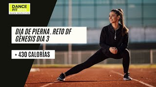 dia de pierna Dance Fitness