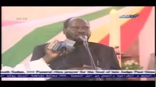President Salva Kiir Delivers An Easter Holiday Message