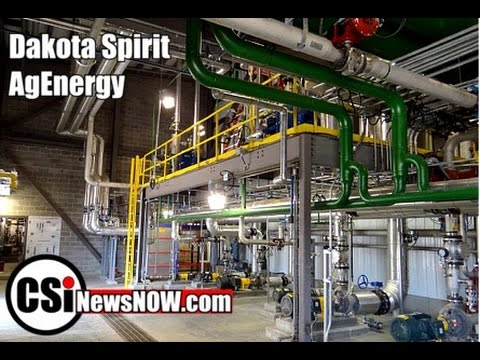 Spiritwood ND Ethanol Plant Operational