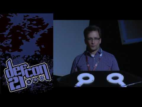 DEF CON 21 Mudge: Unexpected Stories From a Hacker Inside the Government