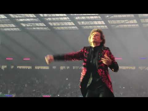 Sympathy For The Devil - The Rolling Stones Live At Edinburgh,  9-June-2018