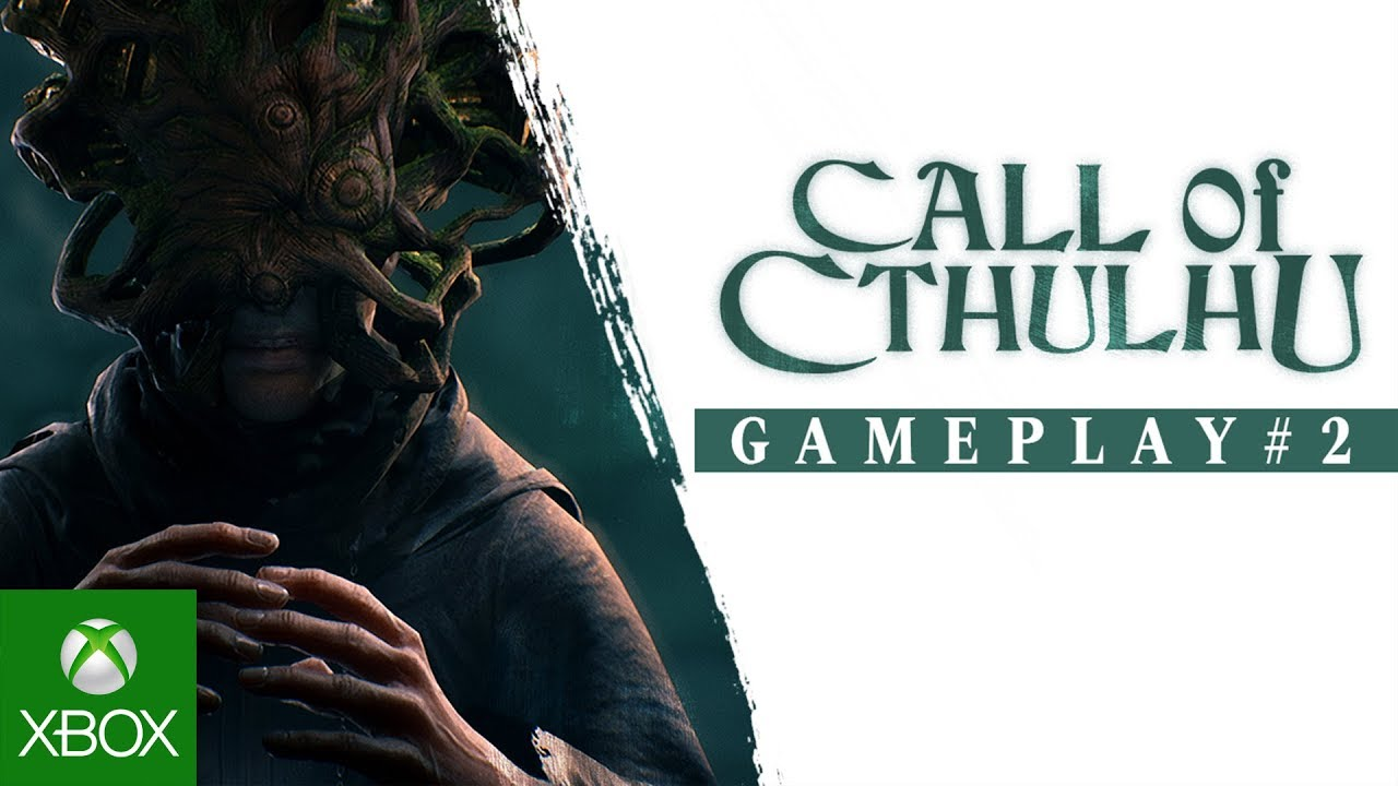 Call of Cthulhu – Gameplay Trailer 2