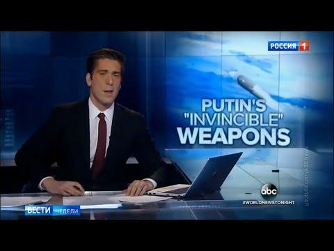 Смотреть Послание Путина вызвало ИСТЕРИКУ в США онлайн