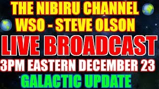 GALACTIC UPDATE LIVE WITH WSO, JEFF P. and THE NIBIRU CHANNEL