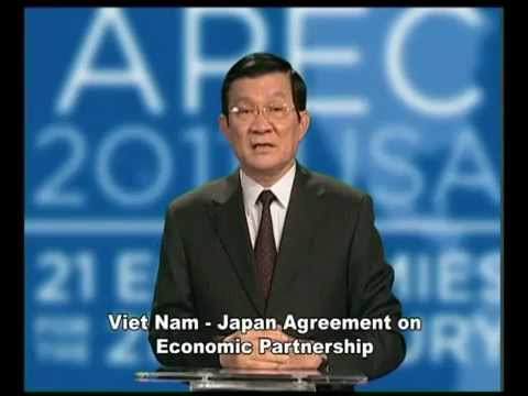 Message by Vietnamese President Truong Tan Sang to the APEC CEO Summit 2011