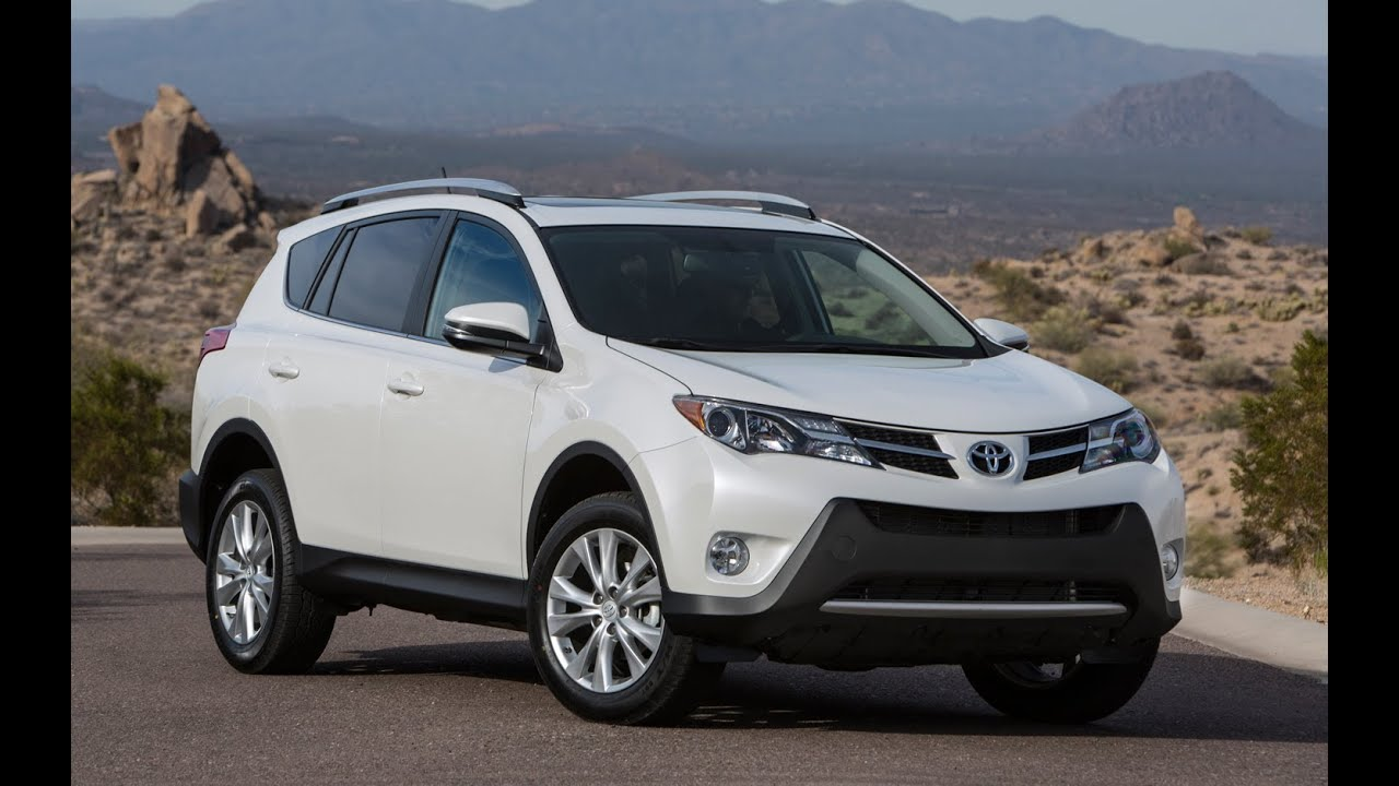 Toyota toyota rav 2013 : 2014 Toyota RAV4 XLE AWD Start Up and Review 2.5 L 4-Cylinder ...