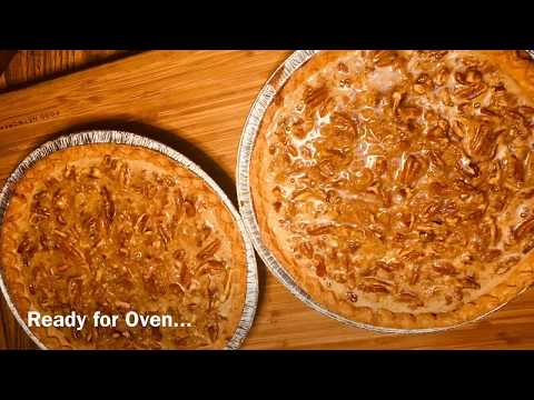 022| GERMAN CHOCOLATE PECAN PIE