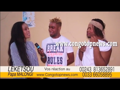 Urgent! CARINE MOKONZI Na PD NADA Ba Répondre SANKARA DEKUNTA & Jael Show Mabé Chez LEKETCHOU Eyindi