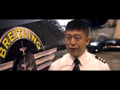 The Breitling Jet Team & Cathay Pacific - Pilot's Story