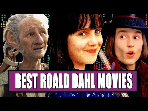 The Marvellous World of Roald Dahl BBC Documentary 2016 clip