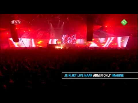 Luke Warner & Mat Lock - Deep Psychosis (Daniel Kandi's Cure Remix)(Armin Only Live 2008)